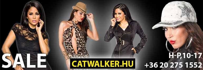 Catwalker Női Ruha Webáruház